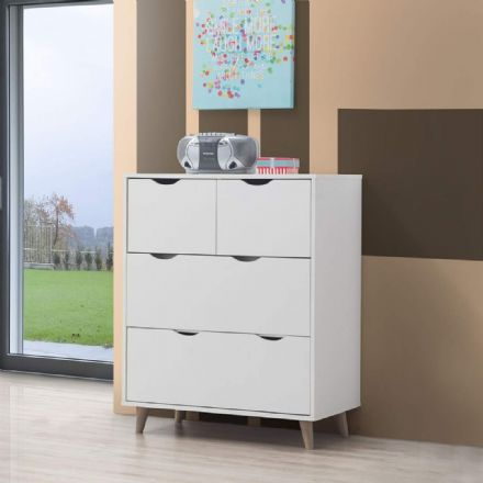 Pulford 4 Drawer Chest